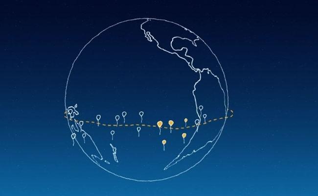 Google Project Loon, lidhje interneti nëpërmes balonave në qiell
