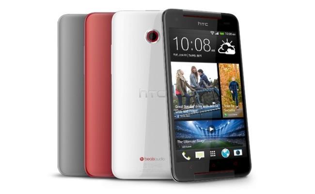 Lansohet modeli i ri HTC Butterfly S
