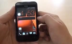 HTC Desire 200 -ameble