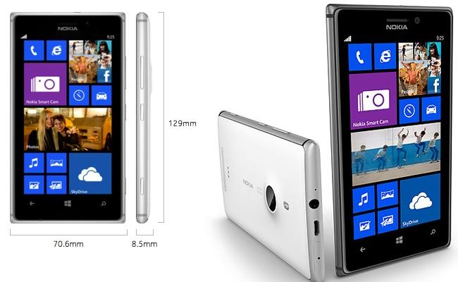 Nokia Lumia 925T lansohet në Kinë