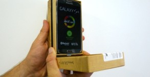 Samsung Galaxy S4 Unboxing