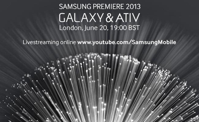 Nesër drejtpërdrejt Samsung Premiere 2013