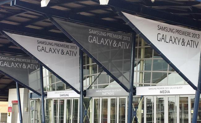 Drejtpërdrejt: Samsung Premiere 2013