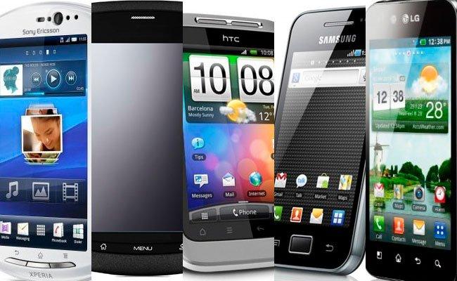 Smartphone-t e fundit të lansuar në treg