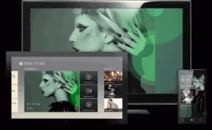 Xbox Music ueb version
