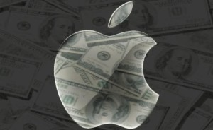 Apple Logo Dollars