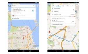 Google Maps perditesimi
