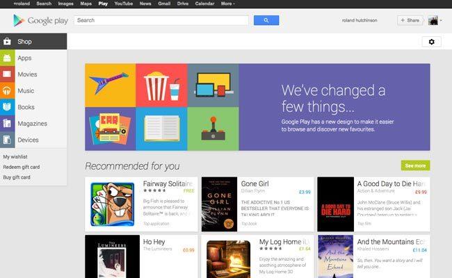 Google play store ueb