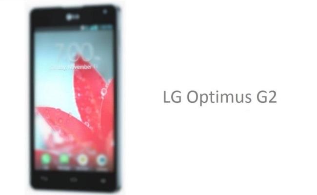 LG Optimus G2 me dizajn ndryshe nga të tjerët