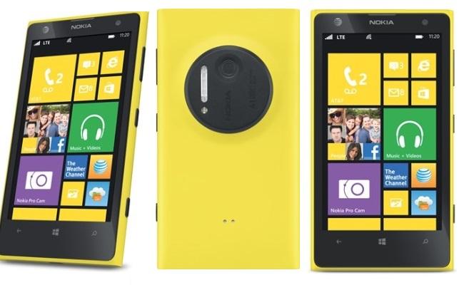 Zyrtare: Nokia lanson smartphone-in Lumia 1020