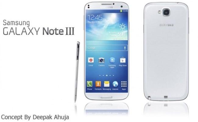 Samsung të lansojë Galaxy Note 3
