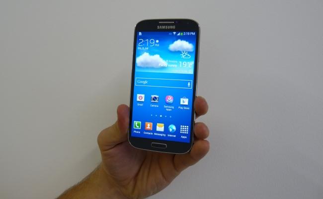 Samsung Galaxy S4 Ballina