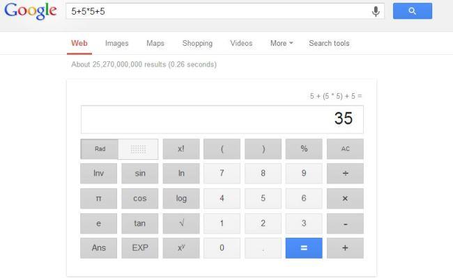 A e dini se: Google Search ofron me shumë se një kërkim?