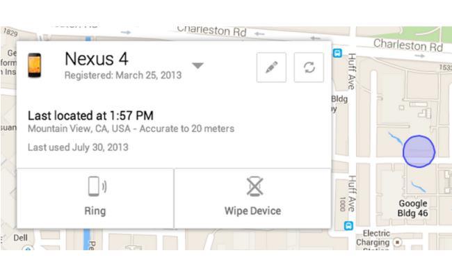 Google përgatit aplikacion për gjetjen e pajisjes Android nëse humbet