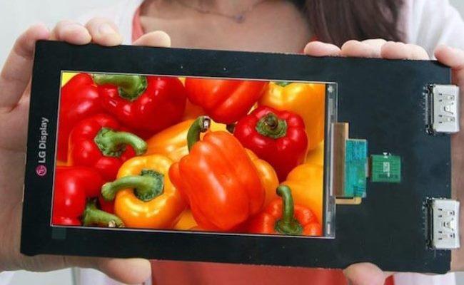 LG Quad HD
