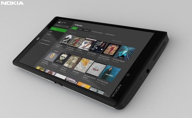 Së shpejti Phablet-i Nokia Bandit