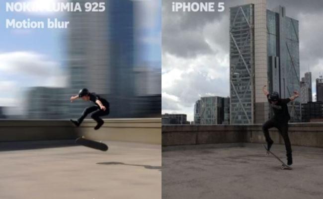 Nokia reklamë kundër Apple