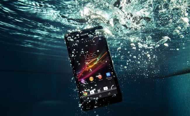 Sony Xperia ZR -ameble