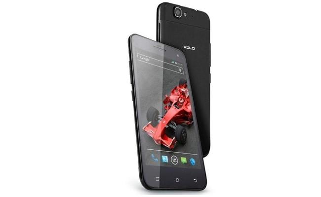 Lansohet Smartphone-i Android Xolo Q1000S
