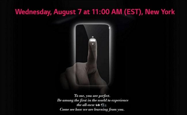 Drejtpërdrejt: LG publikon smartphone-in G2
