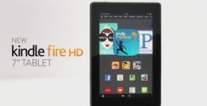 Amazon Kindle Fire HD i ri