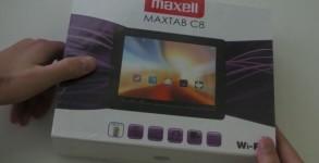 Maxell Maxtab C8