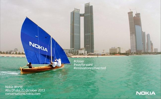 Nokia shfaq edhe një imazh për ngjarjen 22 Tetor