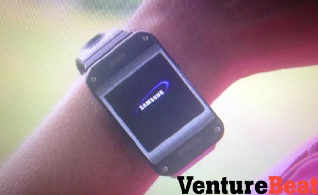Shfaqen imazhet të Samsung Galaxy Gear