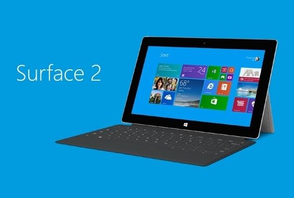 Prezantohet tableti Microsoft Surface 2