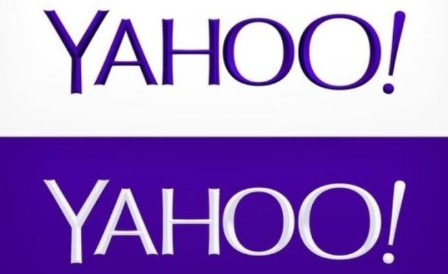 Yahoo me logo të re