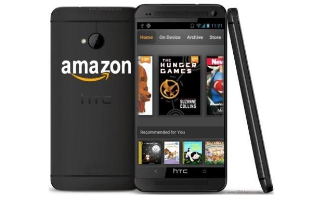 Smartphone-i Amazon të prodhohet nga HTC