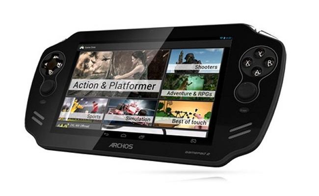 Archos njofton për modelin e ri GamePad 2