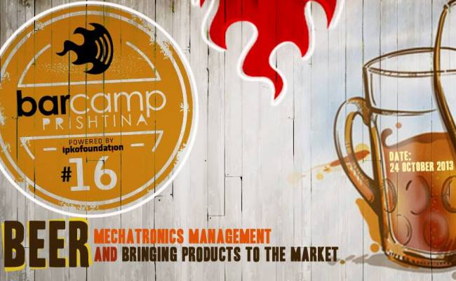 BarCamp Prishtina #16