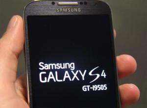 Galaxy S4 Modeli