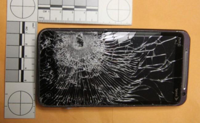 Smartphone-i HTC EVO 3D bllokon plumbin dhe shpëton jetën e njeriut