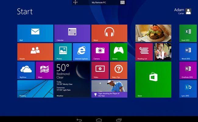 """Lansohet aplikacioni përfekt """"Microsoft Remote Desktop"""" për iOS dhe Android"""