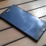 Video praktike: Sony Xperia Z