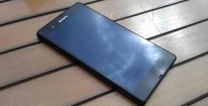 Sony Xperia Z ballina