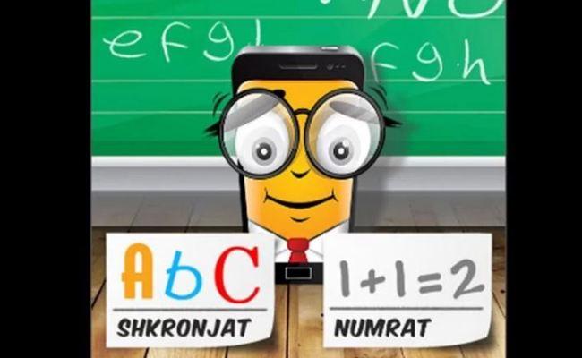 """""""Virtual Teacher"""" aplikacioni i ri shqip për edukimin e fëmijëve"""