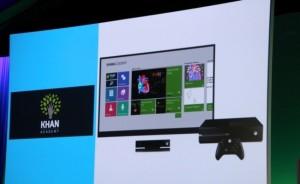 Windows 8 apps on Xbox One