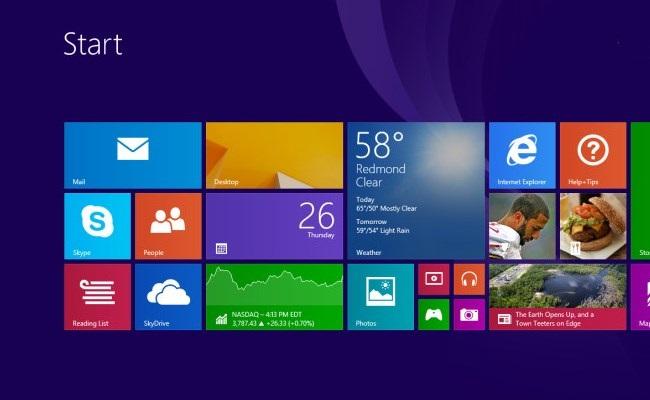 Windows 8.1 në dispozicion për para-porosi