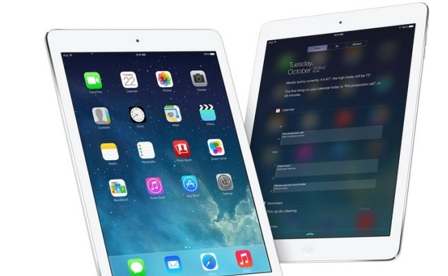 Apple prezanton iPad mini 2 dhe iPad Air