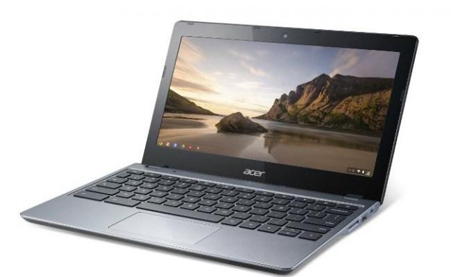 Acer lanson Chromebook për 200 $