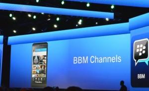 BBM channels