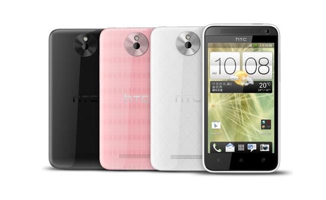 HTC prezanton smartphone të ri Desire 501 dhe 700