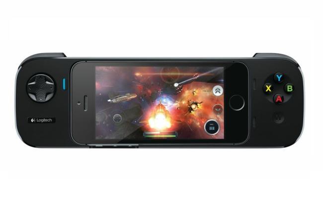 Lansohet kontrolleri Logitech PowerShell për iPhone