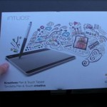 Video Shpaketim: Tableti Wacom Intuos Small Creative Pen & Touch