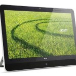 Acer prezanton tabletin Aspire Z3-600, 21.5 inç me Windows 8