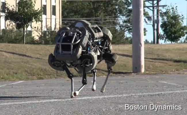 Google blen prodhuesin e robotëve, kompaninë Boston Dynamics