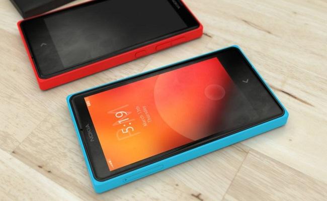 Nokia me Android